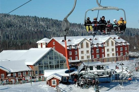 Romme Alpin Ski Lodge