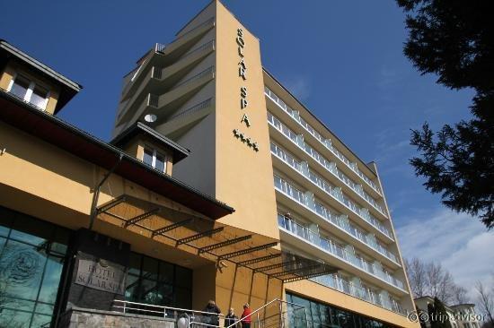 Solar Spa Hotel Szczawnica