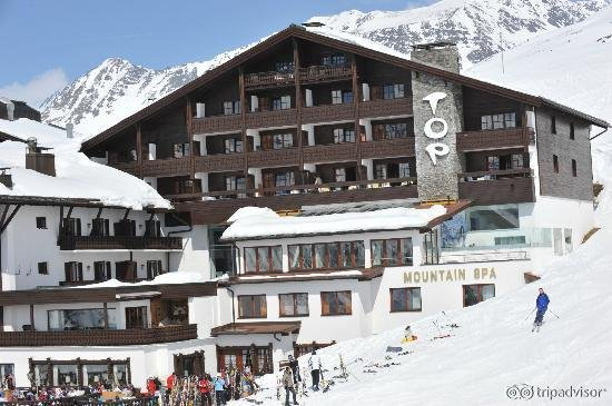 Top Hotel Hochgurgl