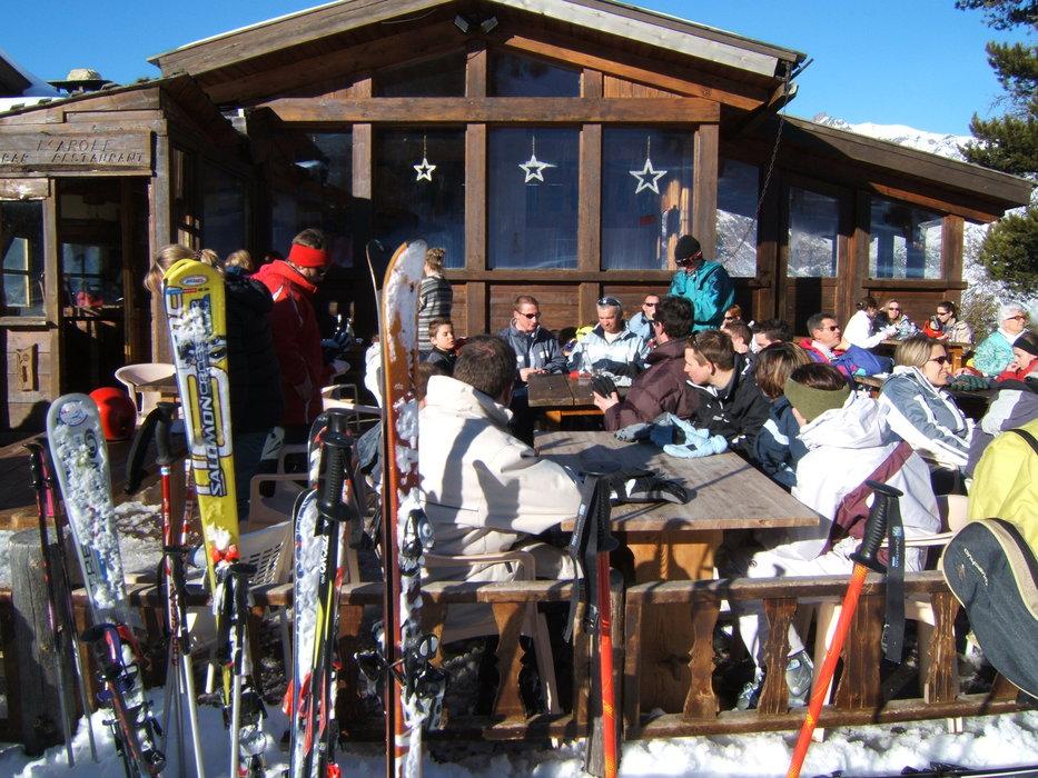 Termignon la Vanoise - ©Nelly   louésiens @ Skiinfo Lounge
