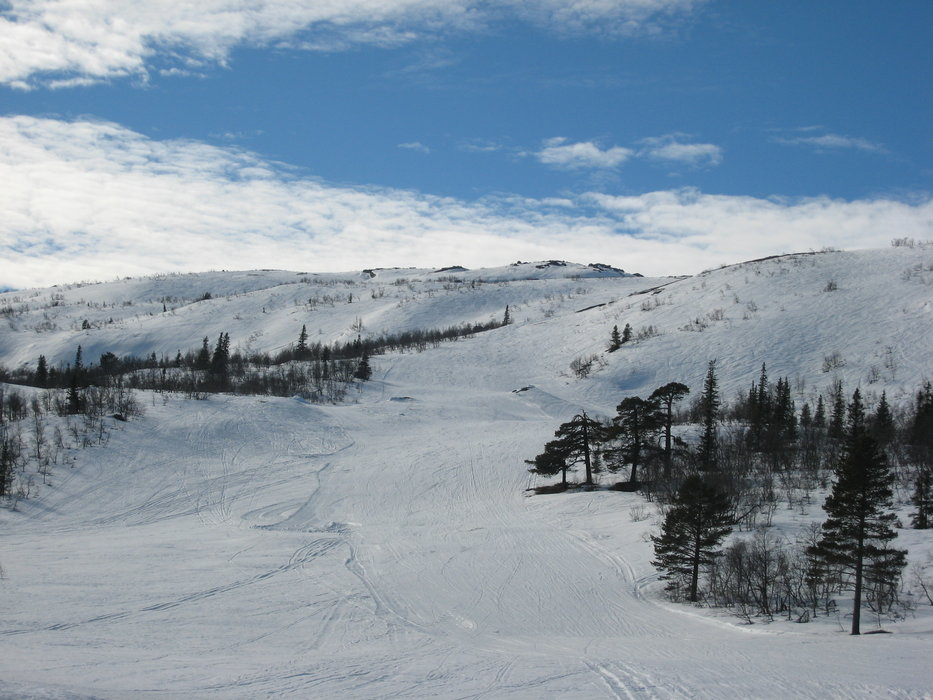Hallbjønn Alpine Centre - © Håvard | HoTo @ Skiinfo Lounge