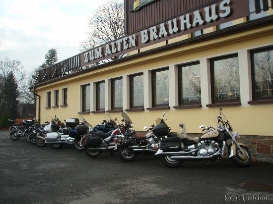 Hotel & Restaurant Zum Alten Brauhaus