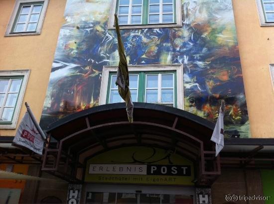 Erlebnis Post Stadthotel