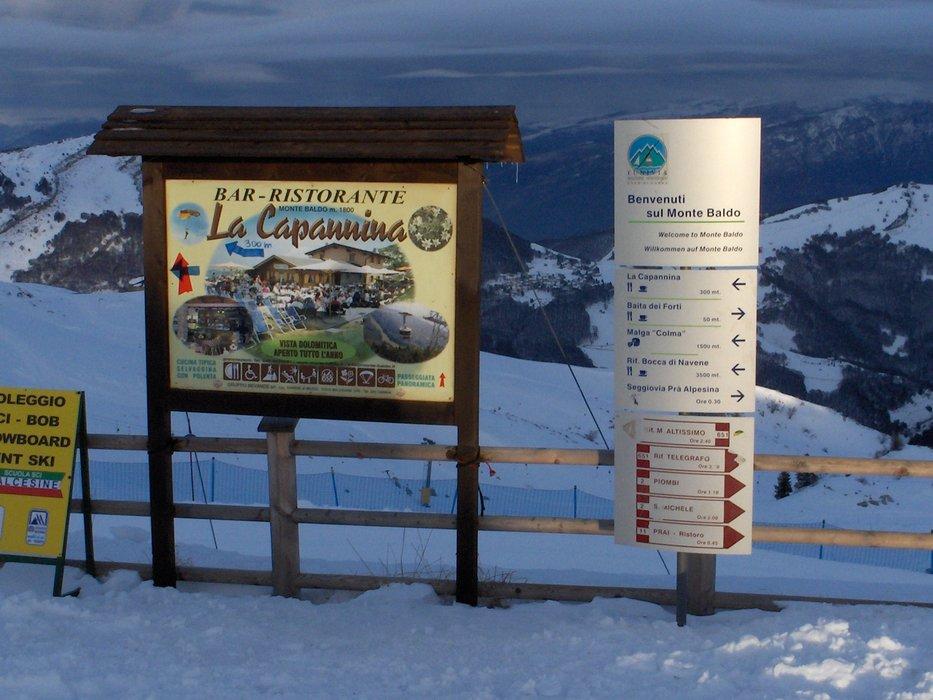Monte Baldo - © ale | riga @ Skiinfo Lounge