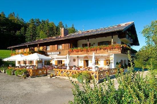 Gasthof - Cafe - Ferienwohnungen Duerrlehen