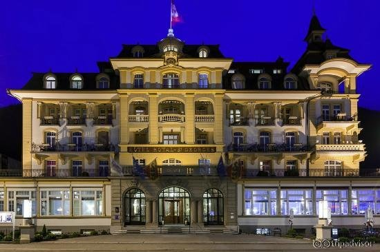 Hotel Royal-St.Georges Interlaken - MGallery Collection