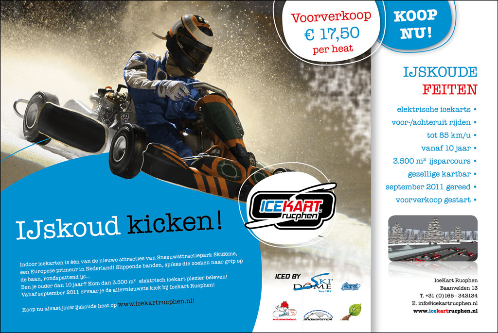 Skidome Rucphen - © Skidome Rucphen | Snowfun @ Skiinfo Lounge