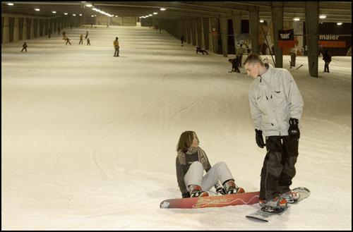 SnowValley Peer - ©www.snowvalley.be | Snowfun @ Skiinfo Lounge