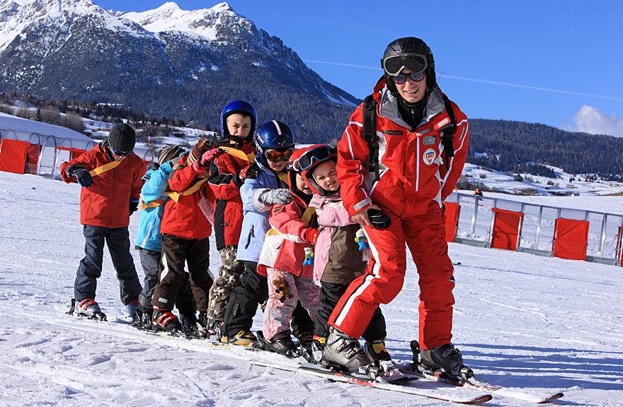 Savognin - ©Graubünden Tourismus-Savognin | Snowfun @ Skiinfo Lounge