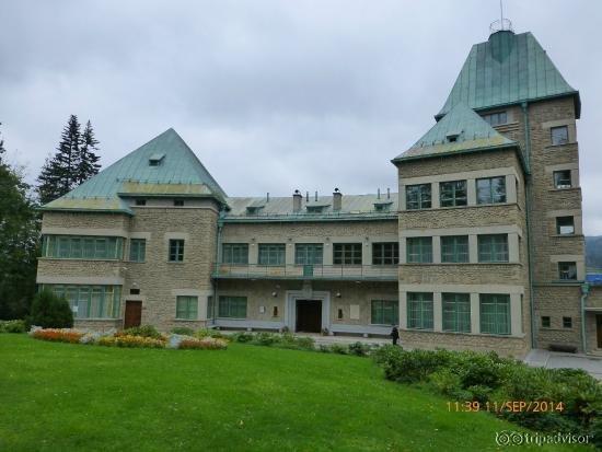 Rezydencja Prezydenta RP Zamek w WiSle – Narodowy Zespol Zabytkowy