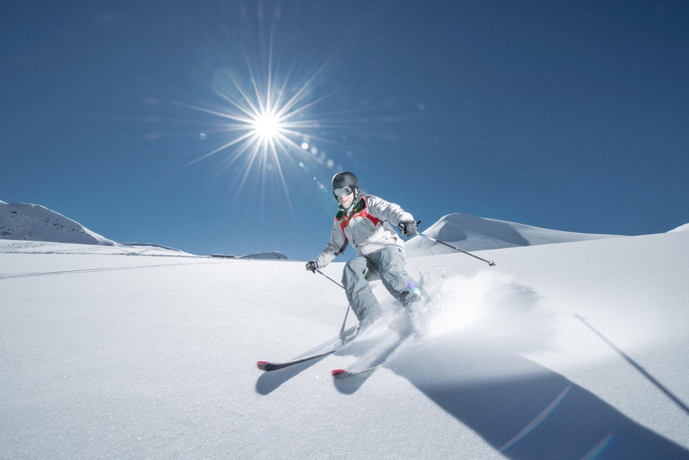 Optimally groomed pistes - © Fideriser Heuberge