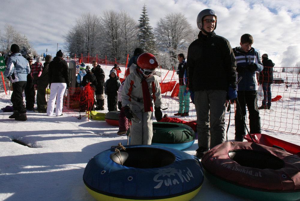 Fête de la neige au Champ du Feu