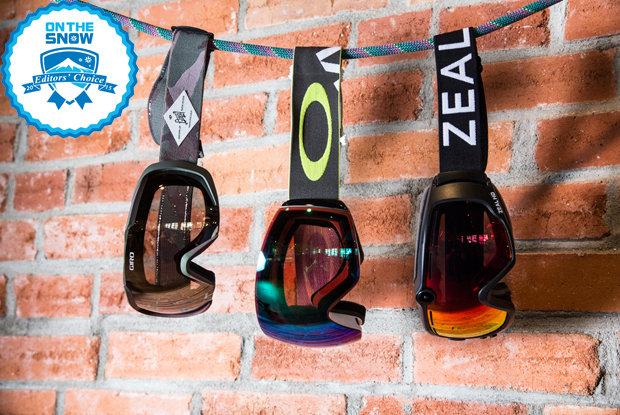 2015 men's goggle Editors' Choice - © Liam Doran