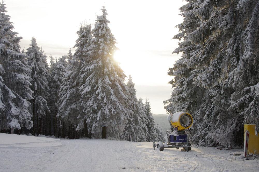 Verschneite Aussichten - © Erlebnis BocksBerg