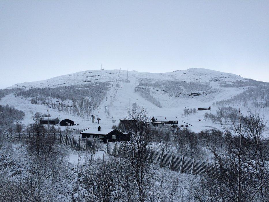 To heiser åpnes i helgen på Tyin-Filefjell - © Magne Grihamar / tyinfilefjell.no