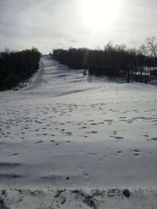 Snow is looking good. Can't wait for them to groom and open for the season. The snow is looking great and soft