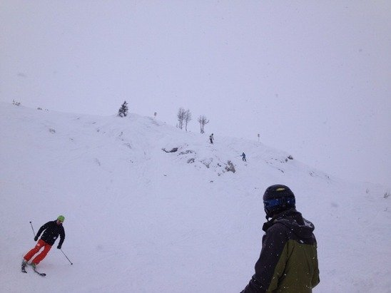 Dec 6, good fun day, cant complaint, really good compare to other locations