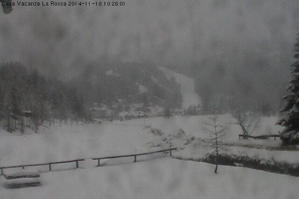 Alpe Devero, Neve fresca 10 Novembre 2014