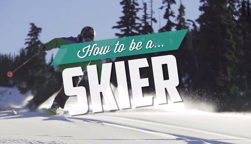 Come diventare uno sciatore perfetto? - © IFHT