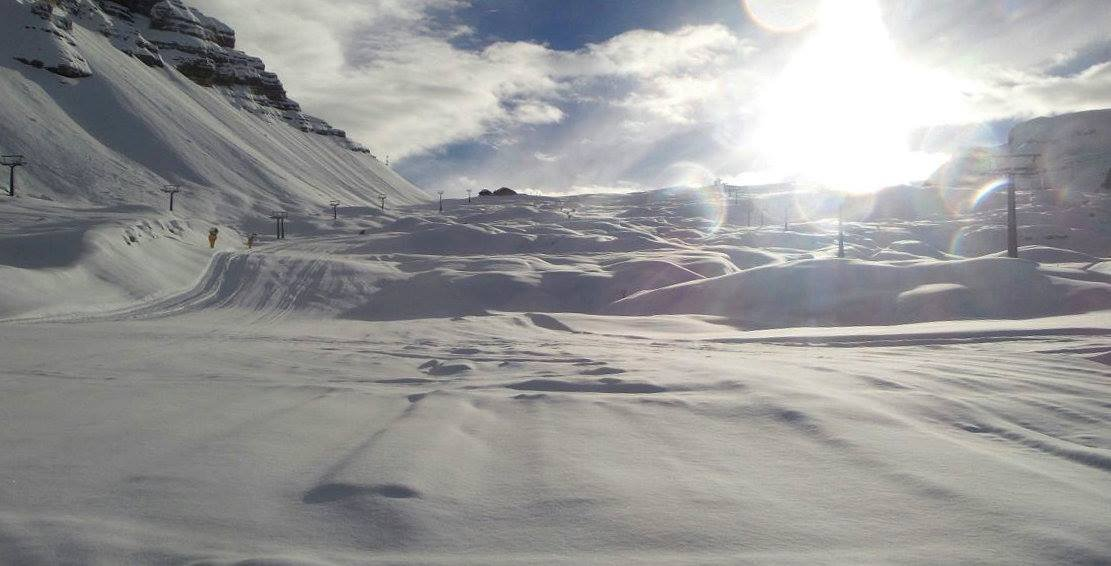 Madonna di Campiglio, Ursus Snowpark 18 Nov 2014 - © Ursus Snowpark