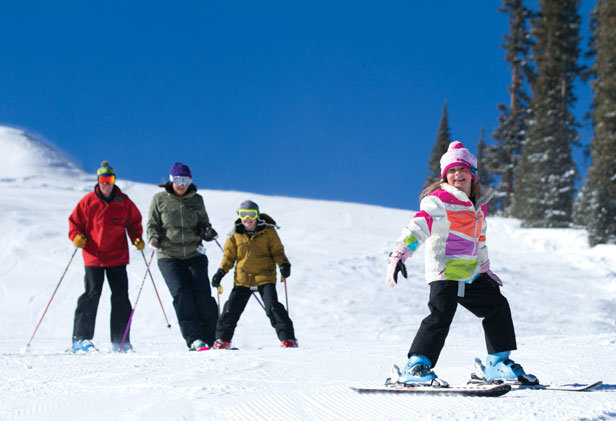 Kids Ski Free this winter at Purgatory! - © Durango Mountain Resort