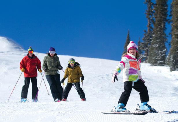 Kids Ski Free this winter at Purgatory! - © Durango Mountain Resort