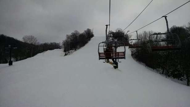 Went thursday, snow now was good for early season was only $20 for lift ticket . Will need some fresh soon especially with the warm weather.