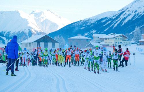 www.swiss-image.ch/Christoph Casty - © 2. La Diagonela - Swix Ski Classics