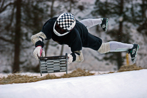 www.swiss-image.ch/JR Larraman - © Grand National on the Cresta Run