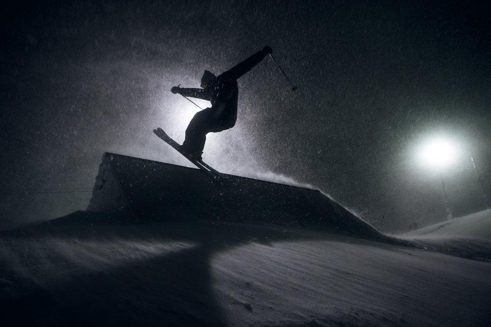 Pudder i parken - © Lasse Nyhaugen/Field Productions