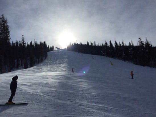 Fresh Powder and Sunshine - Great Christmas in SV