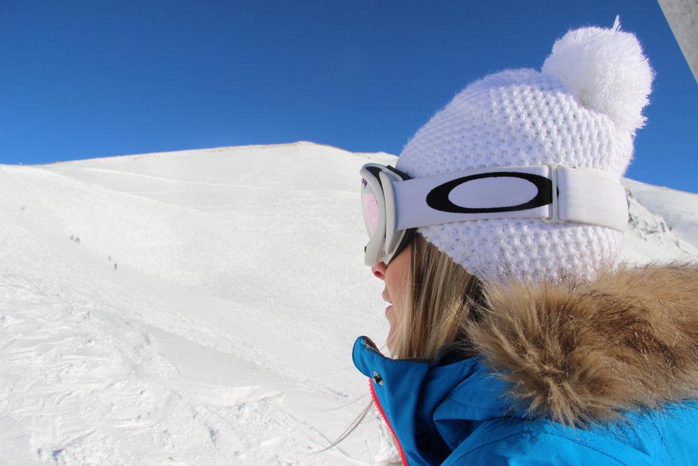 En route pour les pistes de ski de Valfréjus... - © OZ/OT Valfréjus