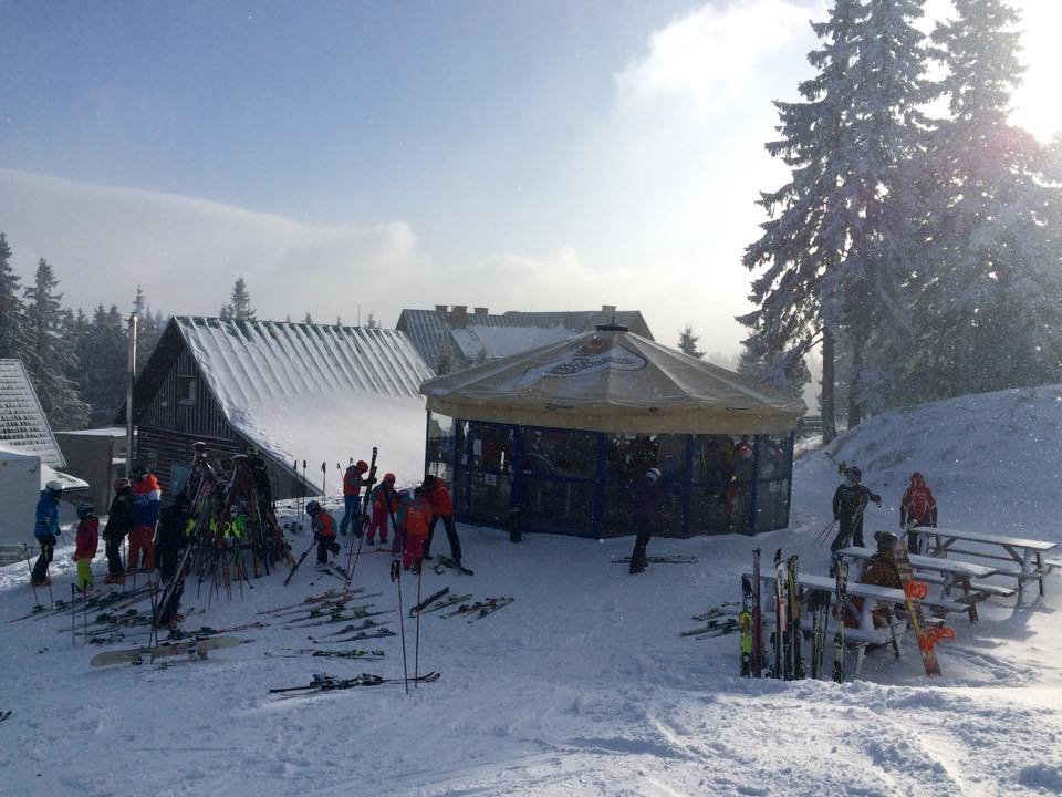 Winterpark Martinky, SK - Dec 29, 2014 - © facebook.com/winterparkmartinky