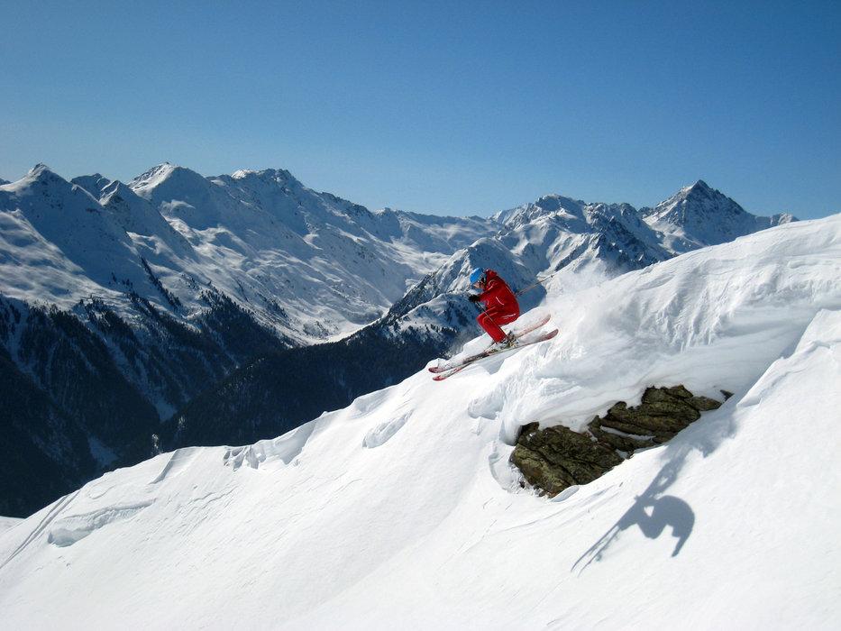 Frikjøring i Kappl - See - © Tourismusverband Paznaun – Ischgl
