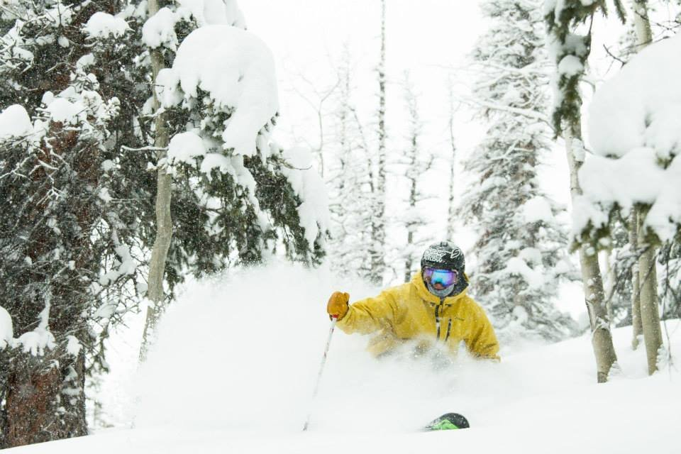 Skiing in a winter wonderland at Aspen/Snowmass. - © Zach Luchs / Aspen Snowmass