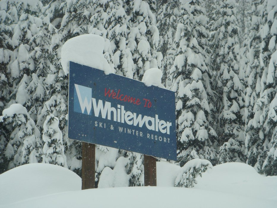 Tucked away in southern interior British Columbia in a powder vortex lies little, legendary ski town of Nelson, home to Whitewater Ski Resort.  - © Whitewater