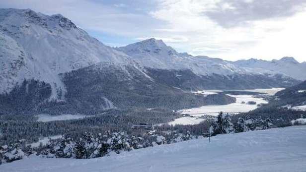 piste bellissime e ben tirate, fuoripista con neve fresca come panna montata