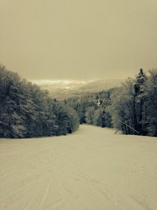 Mountain and glades in excellent shape!  Such a great weekend!