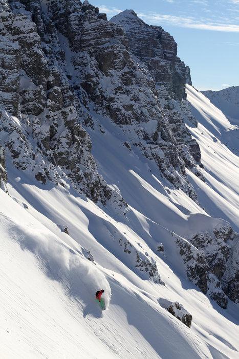 Innsbruck als perfekte Destination für Powderfans - © Innsbruck Tourismus