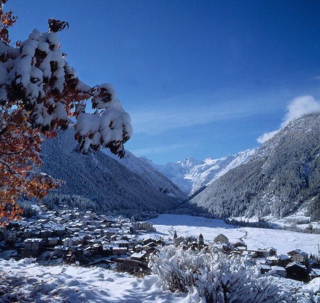 Ein toller Blick übers Dorf - © Alpine Pearls