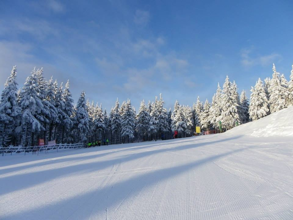 Ski resort Harrachov - © Facebook SA Harrachov