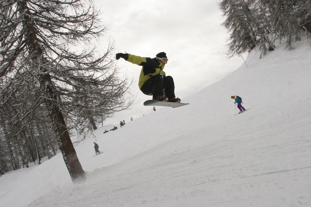 Puy Saint Vincent - ©leslie petit | leelootwo @ Skiinfo Lounge