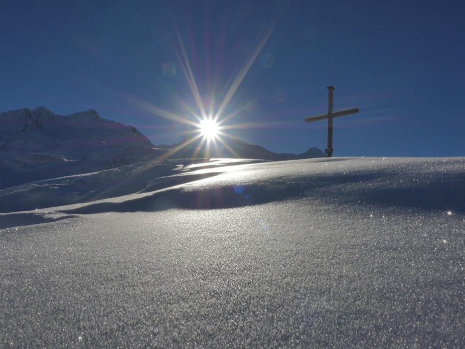 Die Landschaft am Sonnenkopf ist einmalig - © Rainer Reitmeier/Skigebiet Sonnenkopf