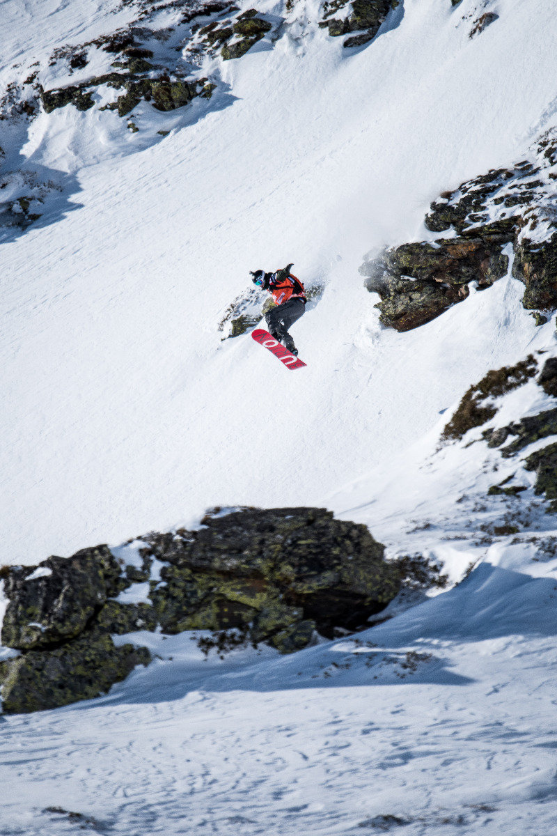 Colin Boyd (USA) - © Freeride World Tour | David Carlier