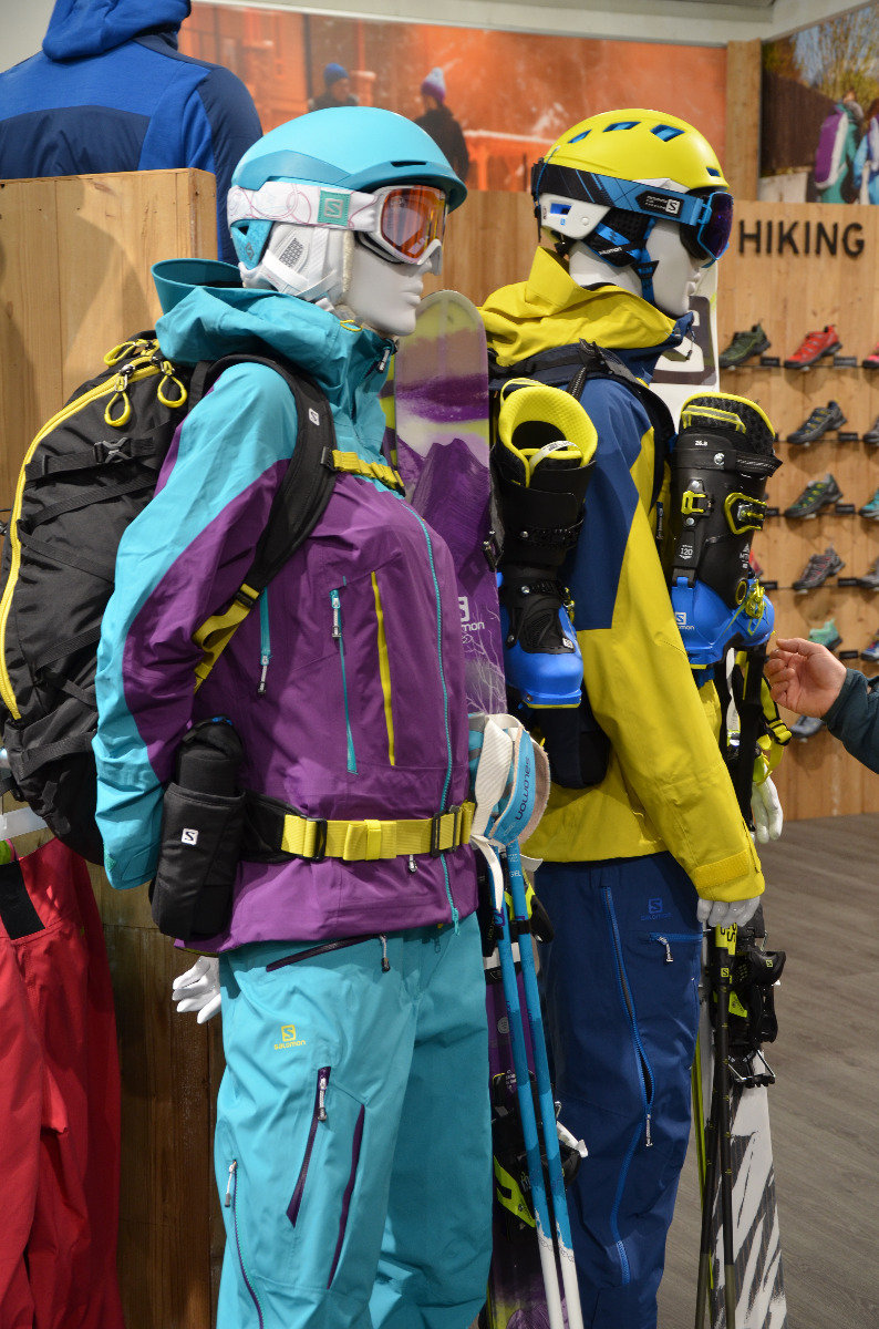 ISPO 2015 - Salomon - © Skiinfo