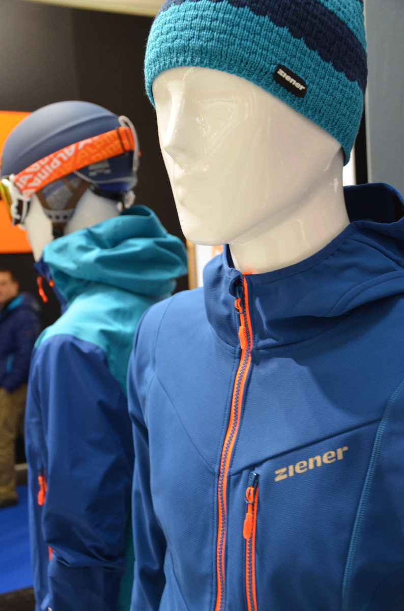 Ziener - Anteprima attrezzature ISPO 2015  - © Skiinfo