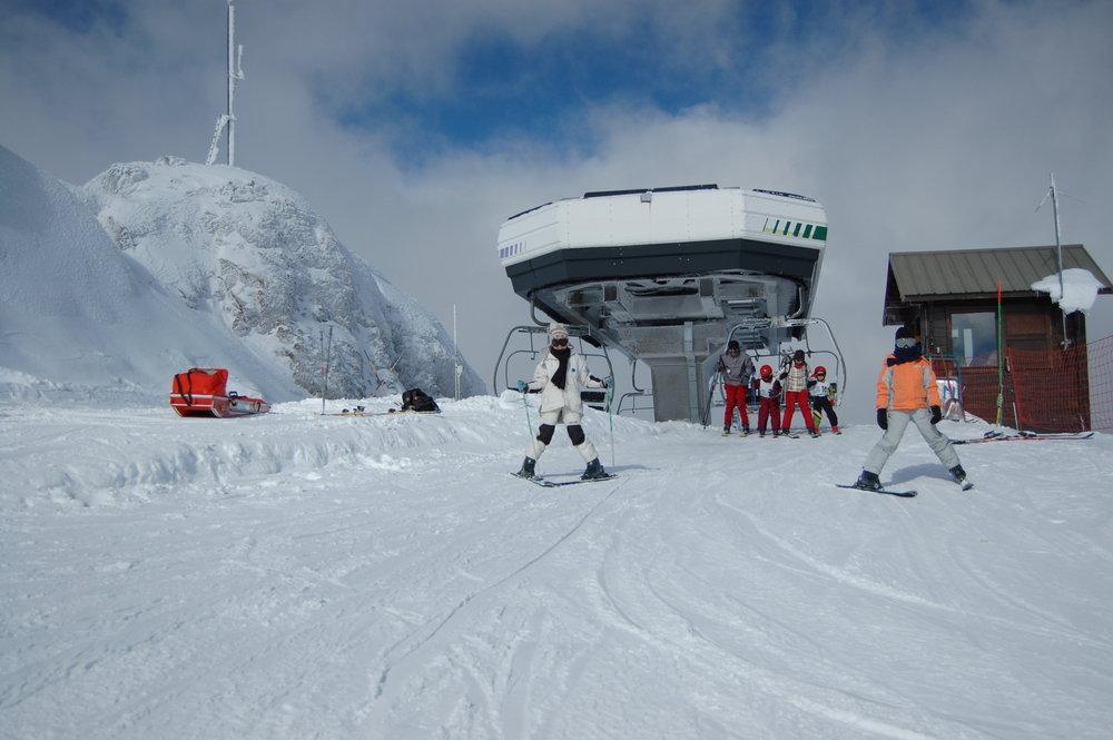 Col de Rousset - © Mary Ann | ennavan @ Skiinfo Lounge