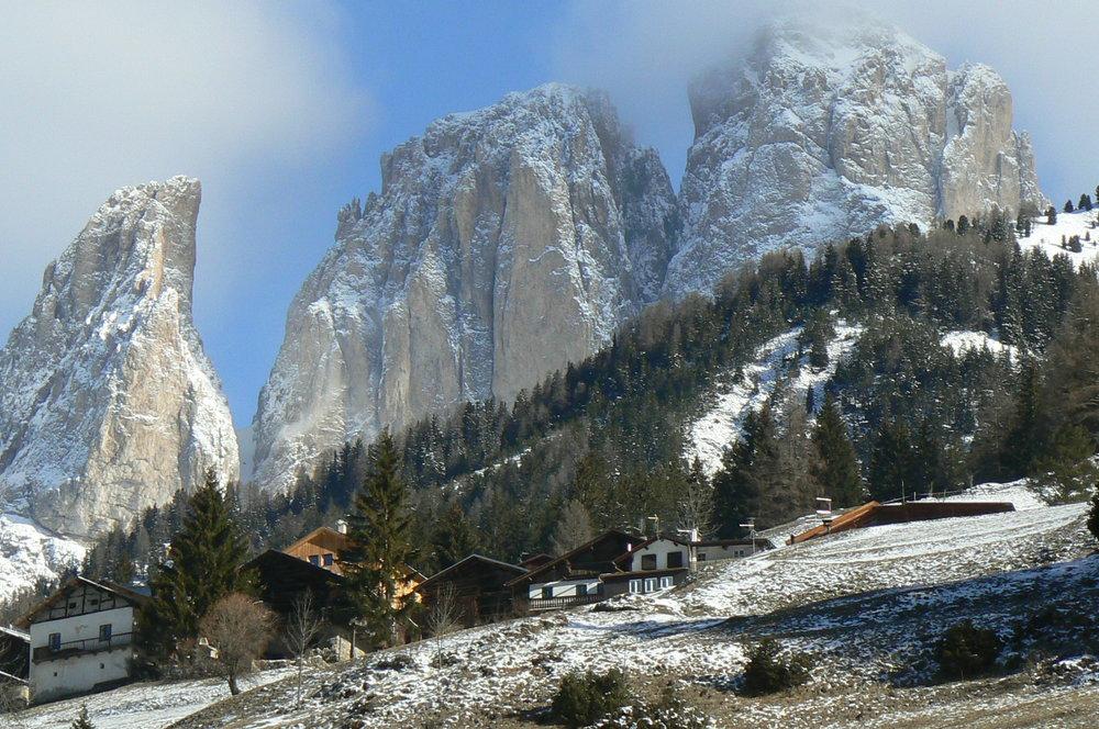 Campitello di Fassa - Col Rodella - Sellajoch - © 7becher @ Skiinfo Lounge