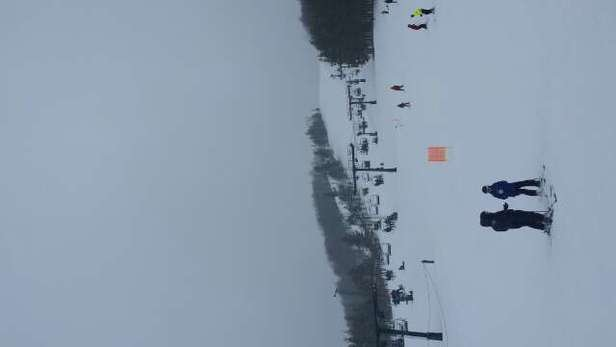 wisp was perfect yesterday 2/21/15. had a great time,