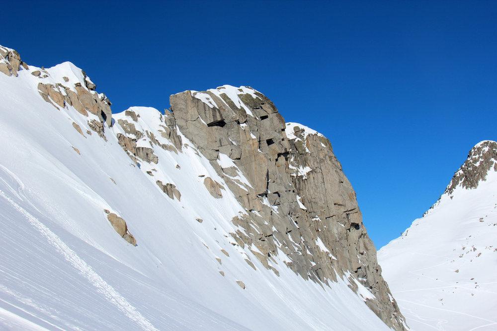 Skifahren in Disentis 3000 - © Skiinfo | J. Schächter